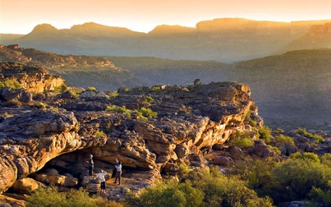 Эко-курорт в заповеднике ЮАР 1