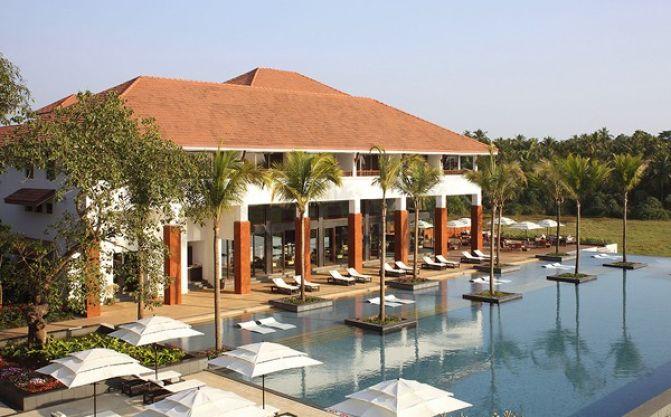 Семейный эко-курорт в Индии 1