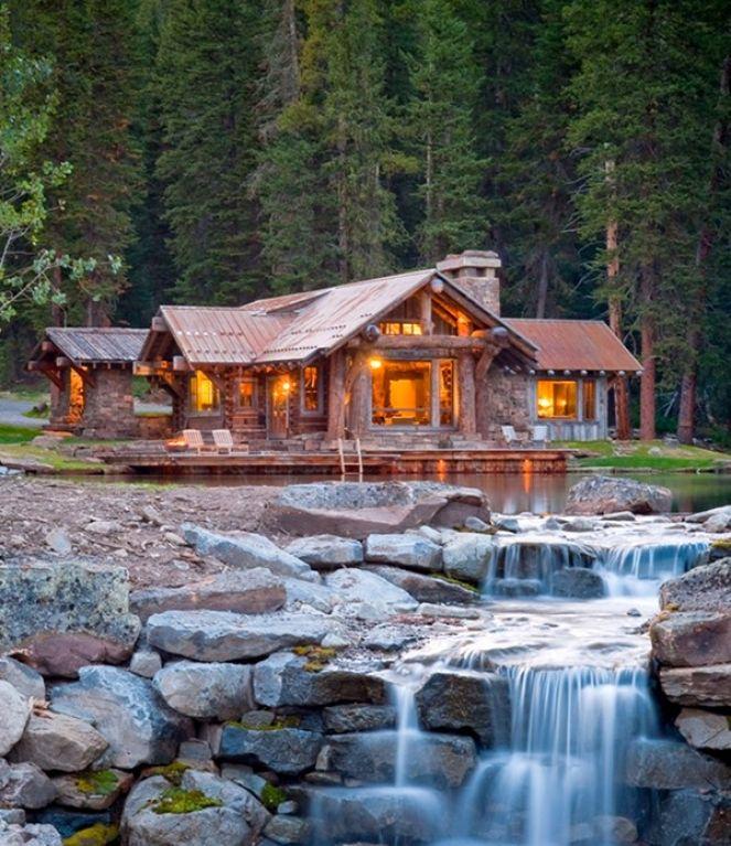 Антикварный эко-дом в горах 1