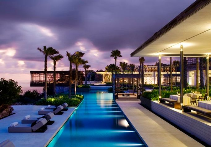 Интервью архитектора Richard Hassell об эко-гостинице на Бали 1