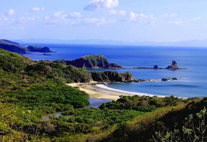 Эко-гостиница на тихоокеанском побережье Никарагуа 1