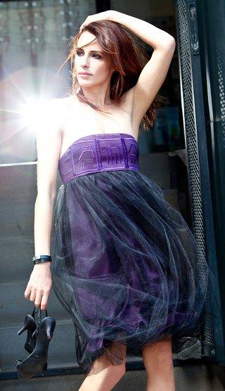 Платье ручной работы. Эко-модельер: Yvian