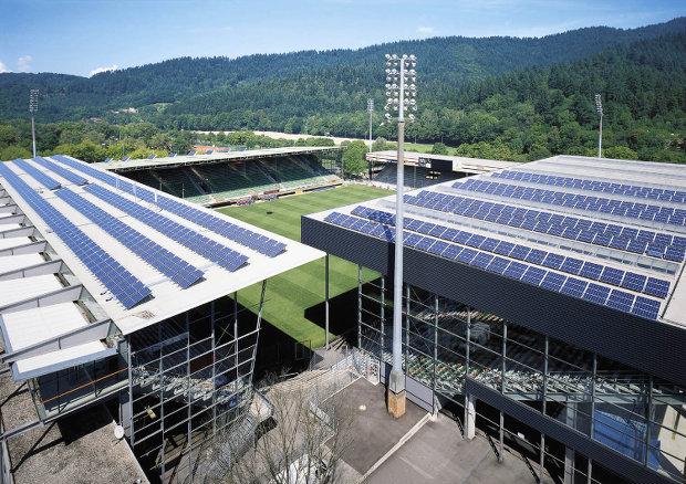 Стадион Фрайбург, Германия