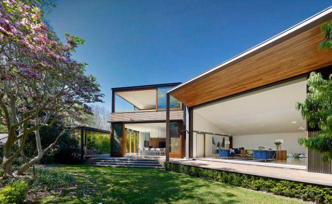 Эко-дом с садом в Сиднее 1