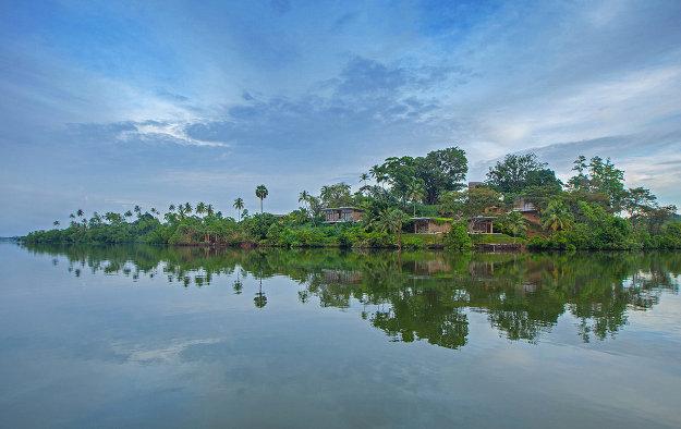 Новый оздоровительный эко-курортШри-Ланки 1