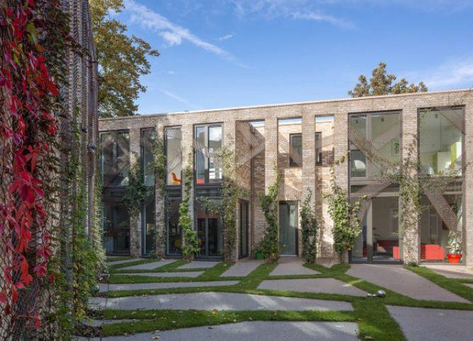 Зелёный микро-посёлок в Лондоне 1